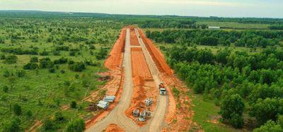 Khai lộc đầu năm lô đất gần quốc lộ, vuông vứt.