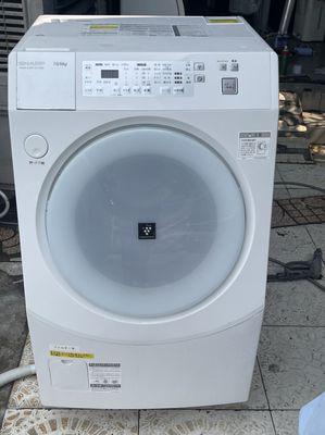 Máy giặt sấy Sharp V220 9kg sấy 6kg còn mới