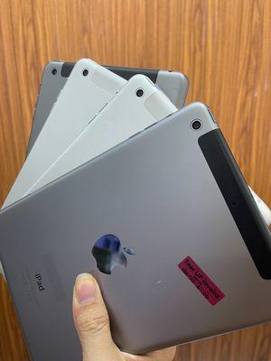 Apple iPad Mini 2 16G Wifi 4G   SHIP HÀNG MÙA DỊCH