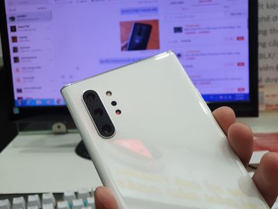 Note 10 5G // Note 10+ 5G Mỹ snap855 |12GB/256GB