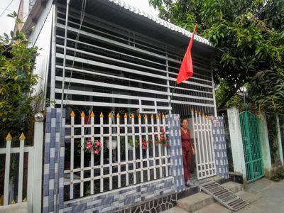 Nhà mới xây KDC Phong Mỹ 3PN