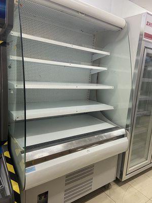Thanh lý tủ siêu thị 1m5 mới 88% - bảo hành 06T