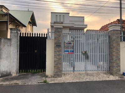 Nhà, đất 367m2 đường hẻm CMT8 - Thủ Dầu Một
