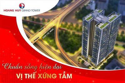 Chung cư Quận Hồng Bàng 65m² 2PN giá 1,7 tỷ