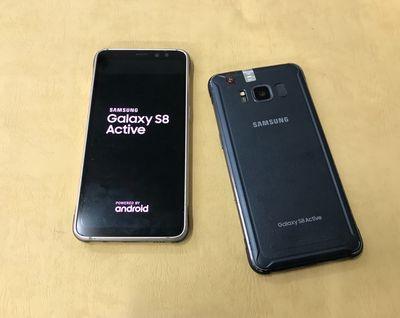 Bán Gấp Samsung S8Active 🥰🥰Hàng Chất Lừ🥰☎️