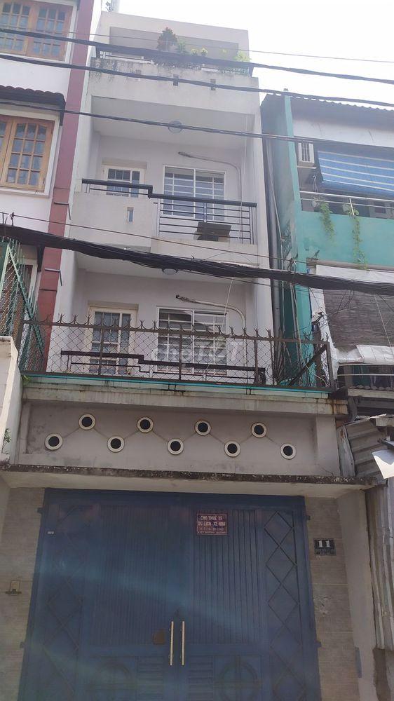 Mặt tiền khu đường Hoa Phú Nhuận, 4x10m, 3 lầu