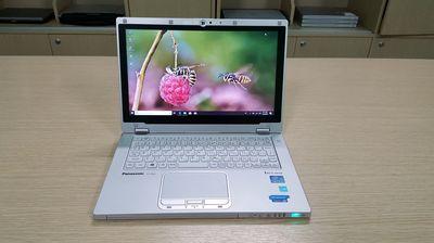 Chỉ 5t5 có ngay chiếc laptop Nhật cảm ứng xoay 360