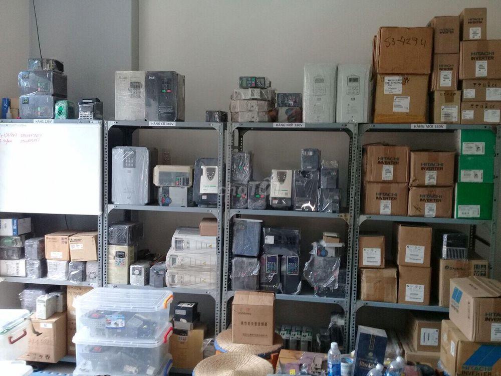 Dịch vụ lập trình plc delta và mua bán biến tần