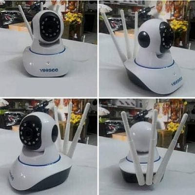 Camera IP wifi Yoosee 3 râu NEW