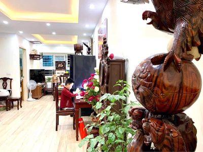 Bán căn hộ chung cư Thanh Hà FULL NT khu 5 toà mơi
