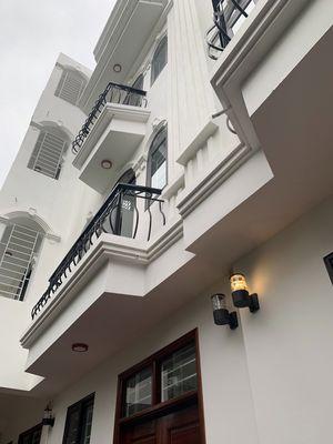Nhà 4 tầng x30m khu La Nội; giá rẻ về ở luôn