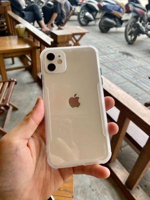 Iphone 11 qte trắng 64gb 98%