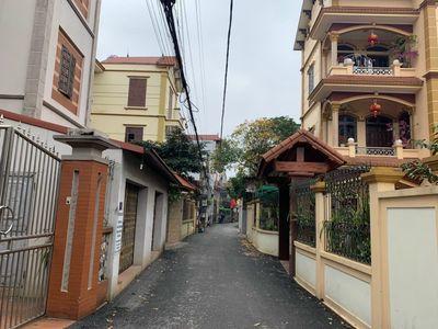 Bán nhà 1.5 tầng Nội Trì Tân Hồng cạnh nhà VH,chợ
