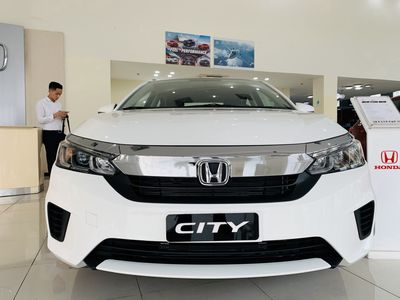 Honda City 2021 Tự động, bản L - ƯU ĐÃI KHỦNG