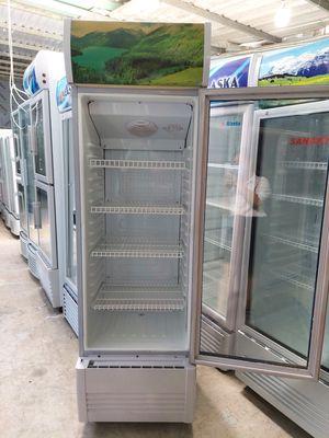 Thanh lý tủ mát SANAKY 250L mẫu mới