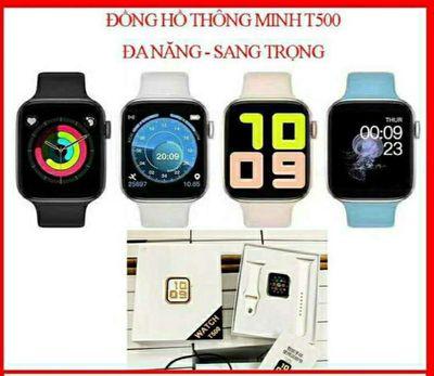 Đồng hồ thông minh Smartwatch T500 cao cấp vip