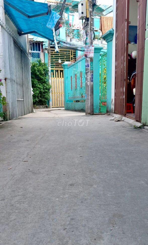 Nhà Huyện Nhà Bè 90m2 hẻm 2056/21 Thị Trấn Nhà Bè