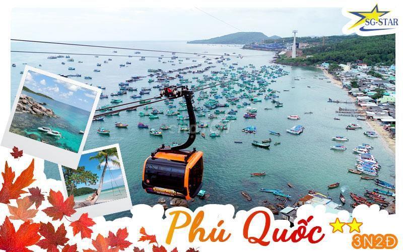 Tour Du Lịch Phú Quốc 3 Ngày 2 Đêm Bao Vé Máy Bay