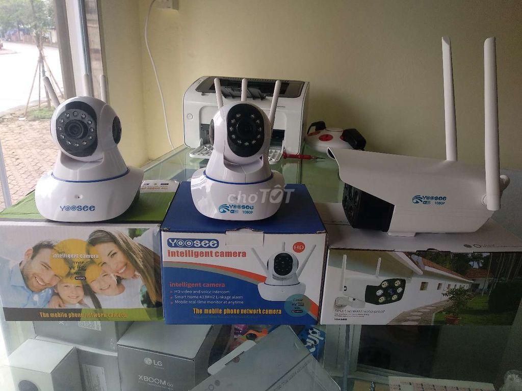 Camera IP Yoosee siêu nét