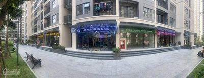 Shop chân đế Vinhomes Smart City. Đầu tư sinh lời