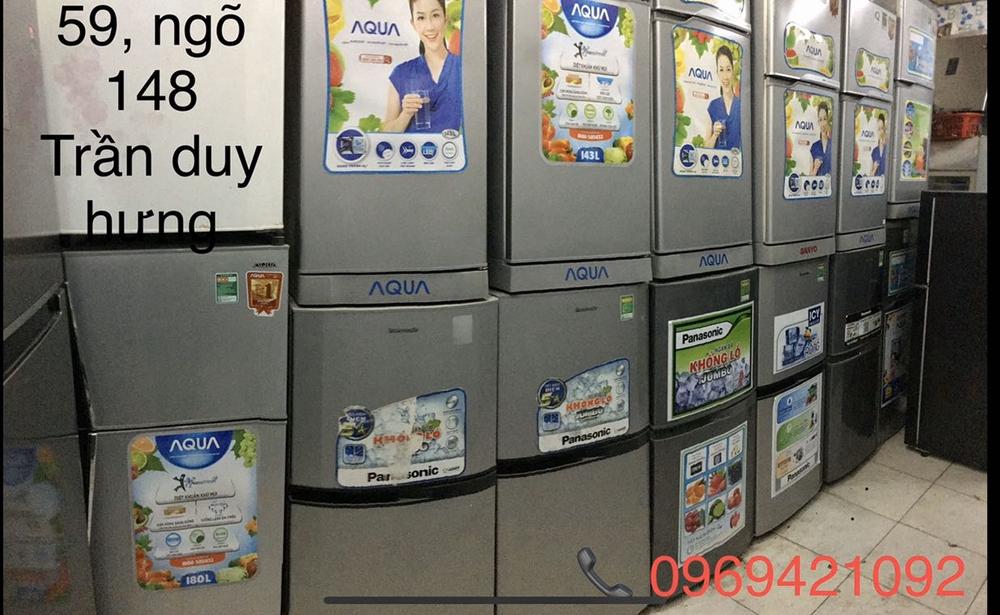 Tủ Lạnh Máy Giặt