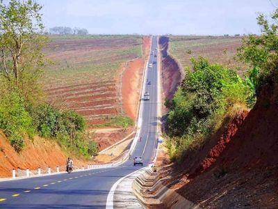 Đất nông nghiệp diện tích lớn, Đak Đoa, Gia Lai.