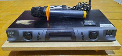 Thanh lý micro BBS K-100. dòng 6 số tự ngắt.