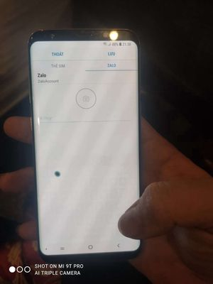 S8 plus cần giao lưu ip6 plus
