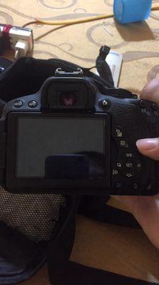 Canon 700D FULL Phụ kiện new 95% ( dùng cẩn thận )