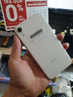 Mình bán iPhone XR Trắng 64 GB. Nguyên zin áp