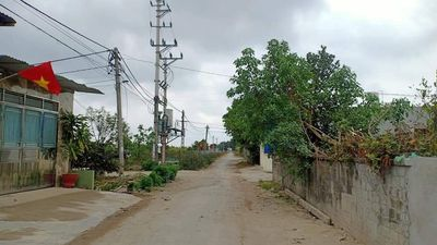 Bán lô đất 102m2 tại Thôn 4,Bắc Sơn,An Dương