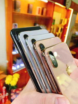 IPHONE XS MAX LOCK 64GB ĐẸP ZIN PIN KHOẺ