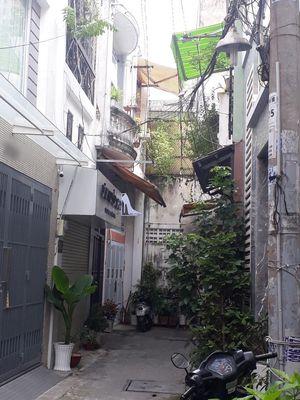 Bán nhà HXH 279 Huỳnh Văn Bánh P11