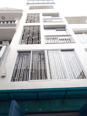 Nhà HXH Phan Đăng Lưu,Q.PN. 3.8x17m, 6 lầu, 15.5Ty