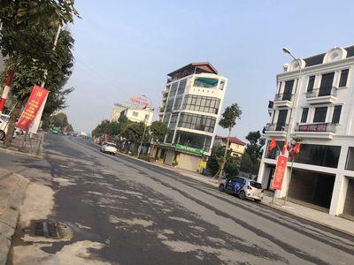 Bán siêu phẩm Shophouse Sông Hồng, Trâu Quỳ