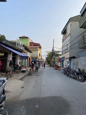 Nhà trục chính cụm 12 Vĩnh Ninh. MB41m2*3T, KD nhỏ