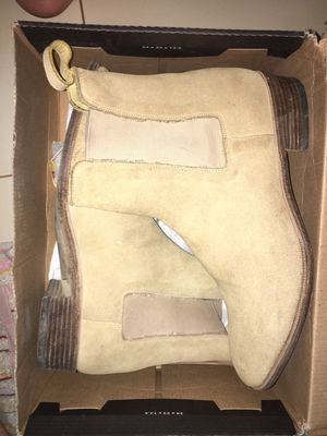 Chelsea boot size 43 brand luciano shoemaker