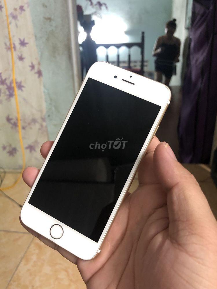 Iphone 6 16g gold quốc tế chính hãng apple center