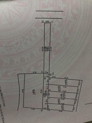 Cần bán 70m2 đất sổ đỏ Vân Nội - Đông Anh - HN