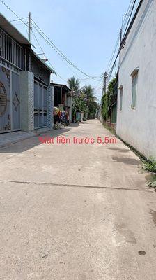 Bán Lô Đất Sau Chợ Phú Sơn Eden 2 mặt tiền