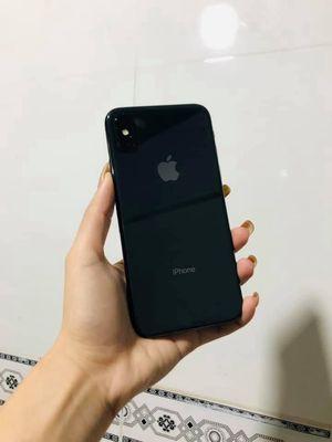 Iphone X 64gb quốc tế pin 100%, bảo hành dài