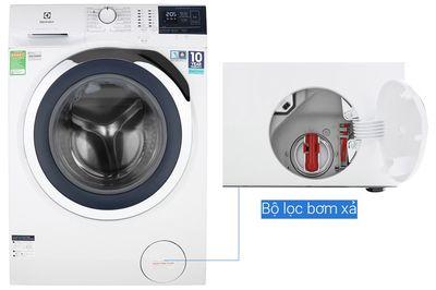 Máy giặt Electrolux 10kg nguyên Seal chưa bóc hộp