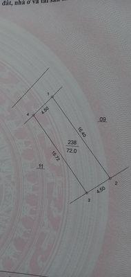 70m2 kim bài, đường 6m  nối cụm CN thanh oai 300m