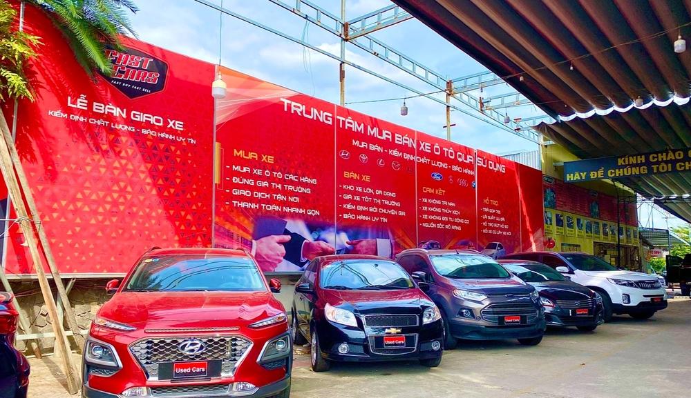 FastCars - Trung Tâm Mua Bán Xe Ô Tô Qua Sử Dụng
