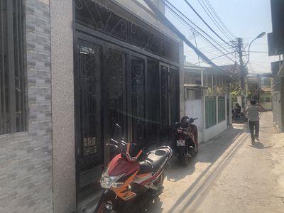 Nhà hẻm 19 Tân An , 1 trệt , 3 lầu