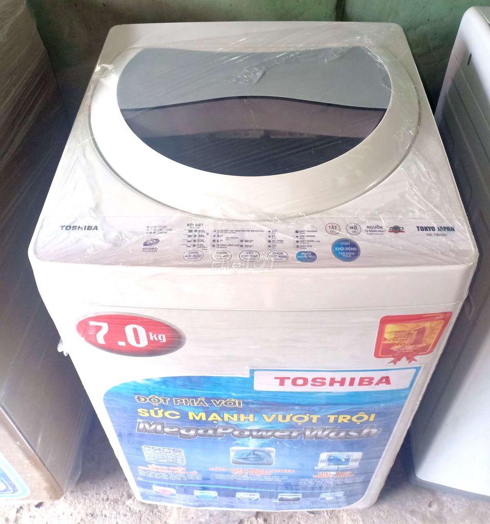 0908969470 - MG TOSHIBA 7KG NK THÁI LAN, GIẶT SẠCH,SẤY KHÔ-A802