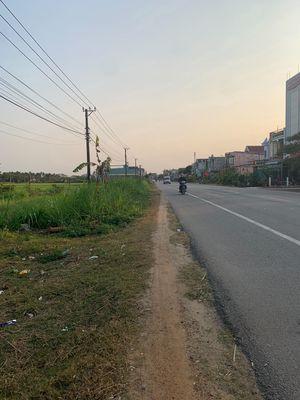 Bán đất nằm quốc lộ 1A thị trấn huyện Phù Mỹ