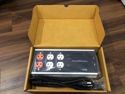 Ổ Cắm Lọc Điện Audio Clef PowerBridge 6S Thai lan
