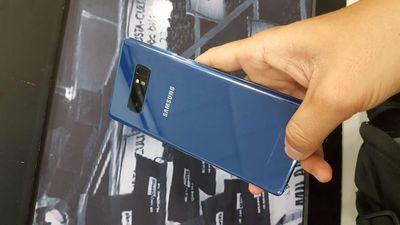 Samsung Galaxy Note 8 Xanh 2Sim 98%6Gb Vân Tay