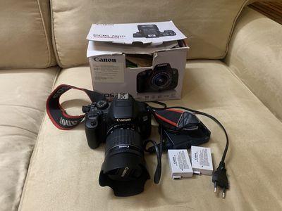 Máy ảnh Canon 700D - full box